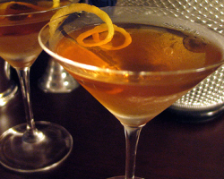 Whisky punch